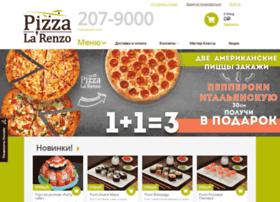 pizzalarenzo.ru