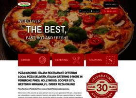 pizzamachineonline.com