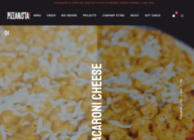 pizzanista.com