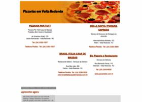 pizzariasvoltaredonda.blogspot.com.br