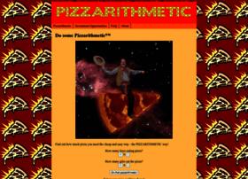 pizzarithmetic.com
