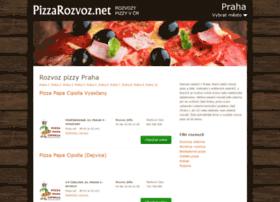 pizzarozvoz.net