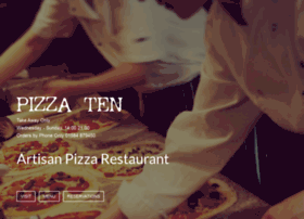 pizzaten.co.uk