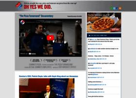 Pizzaturnaround.com