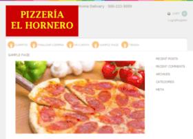 pizzeriaelhornero.com