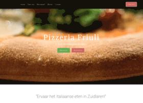 pizzeriafriuli.nl