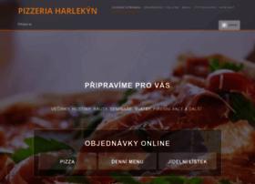 pizzeriaharlekyn.cz