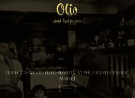 pizzeriaolio.com
