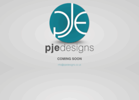 Pjedesigns.co.uk