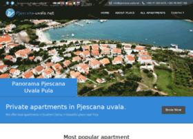 pjescana-uvala.net
