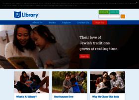 pjlibrary.org