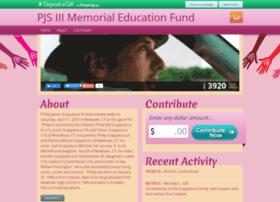 pjsiiimemorialeducationfund.mydagsite.com