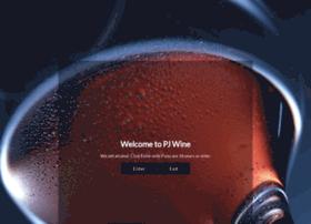 pjwine.com
