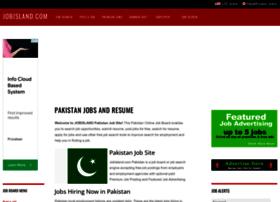 pk.jobisland.com