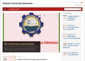 pkadmission.com