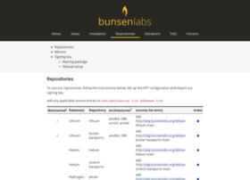pkg.bunsenlabs.org