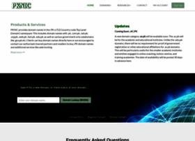 pknic.net.pk