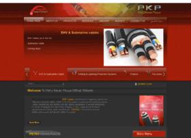 pkpcables.com