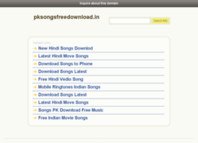 pksongsfreedownload.in