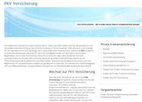 pkv-versicherung.com