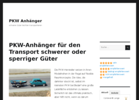 pkw-anhaenger.biz