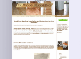 pkwoodflooring.co.uk
