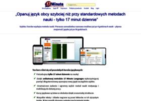 pl.17-minute-languages.com