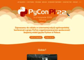 pl.pycon.org