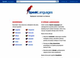 pl.speaklanguages.com