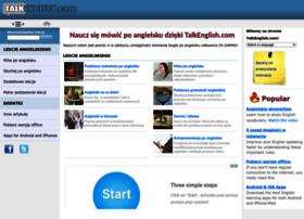 pl.talkenglish.com