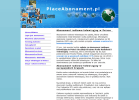 Placeabonament.pl