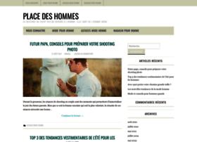 placedeshommes.fr