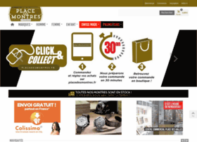 placedesmontres.fr