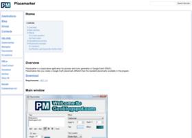 placemarker.geoblogspot.com