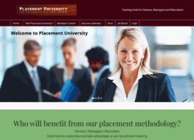 placementuniversity.com
