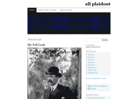 plaidout.wordpress.com
