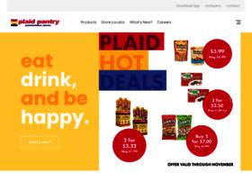 plaidpantry.com