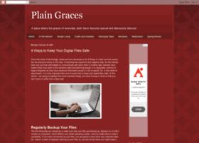 plaingraces.com