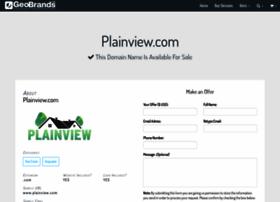 plainview.com