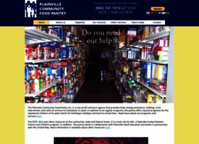 plainvillefoodpantry.org