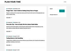 plan-your-time.com
