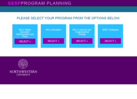 plan.northwestern.edu