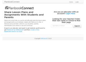 planbookconnect.com