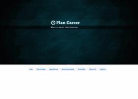 plancareer.org