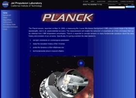 planck.caltech.edu