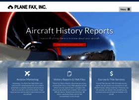 planefax.com