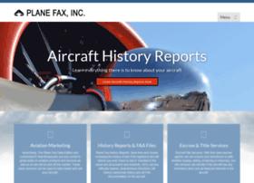 planefaxreports.com
