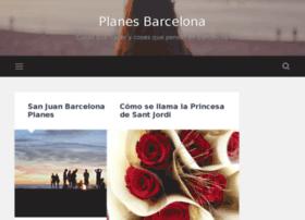 planesbarcelona.com