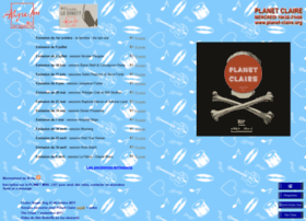 planet-claire.org