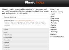 planet-index.org